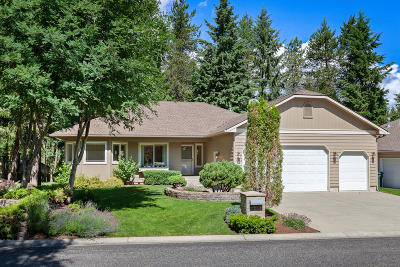 Rathdrum Single Family Home For Sale: 21963 N Molly Ln