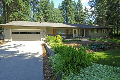 Hayden Single Family Home For Sale: 12308 N Forest Rd