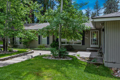 Coeur D'alene, Dalton Gardens Single Family Home For Sale: 2852 E Harrison Ave