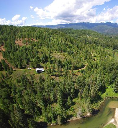 Sandpoint Residential Lots & Land For Sale: 3050 N Center Valley Rd