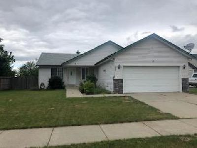 Hayden Single Family Home For Sale: 8901 N Torrey Ln