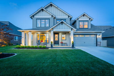 Coeur D'alene Single Family Home For Sale: 6856 N Rendezvous Drive