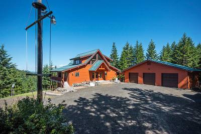 St. Maries ID Single Family Home For Sale: $499,900