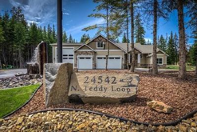 Rathdrum Single Family Home For Sale: 24542 N Teddy Loop