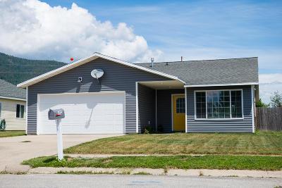 Sandpoint Single Family Home For Sale: 1602 Hemlock Ct