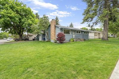 Coeur D'alene, Dalton Gardens Single Family Home For Sale: 932 E Homestead Ave