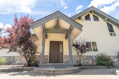 Priest River Single Family Home For Sale: 3952 Old Priest River Rd
