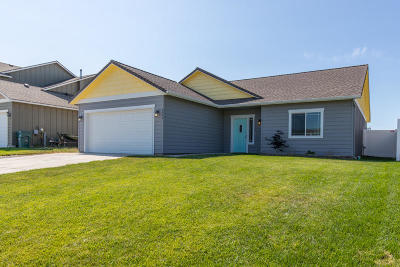 Rathdrum Single Family Home For Sale: 6040 W Majestic Ave