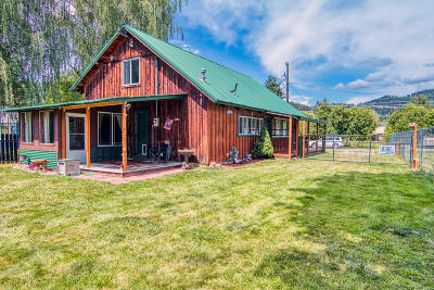 Shoshone County Single Family Home For Sale: 107 Lewiston Ave.