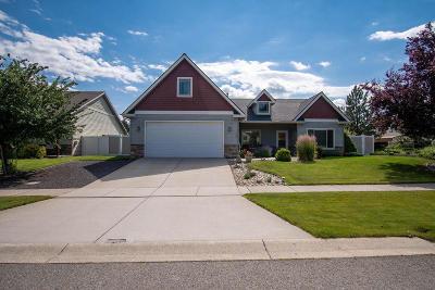 Rathdrum Single Family Home For Sale: 14990 N Nixon Loop