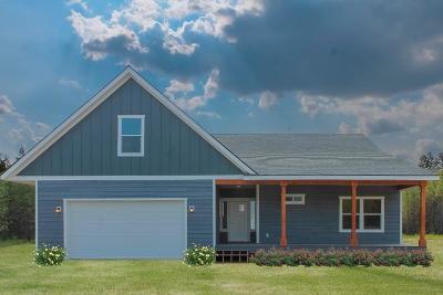 Athol Single Family Home For Sale: NKA E War Eagle Ave