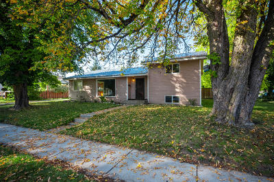 Sandpoint Single Family Home For Sale: 302 S Boyer Ave