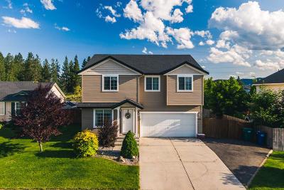Coeur D'alene, Dalton Gardens Single Family Home For Sale: 3866 W Calzado Dr