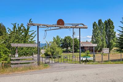 Harrison Single Family Home For Sale: 9660 S Gozzer Rd