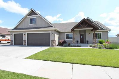 Post Falls Single Family Home For Sale: 1472 W Hydrilla Ave