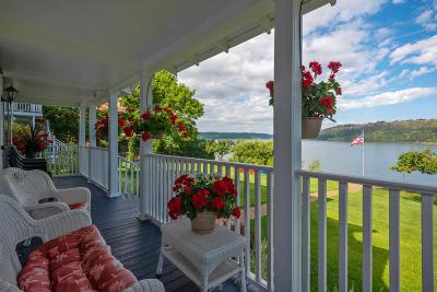 Harrison Single Family Home For Sale: 114 N Coeur D Alene Ave