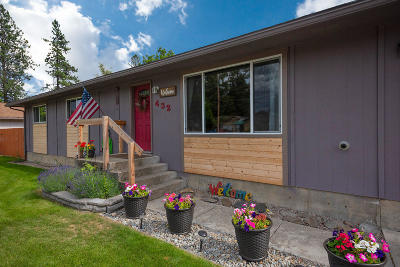 Priest River Single Family Home For Sale: 432 Dickinson Avenune