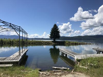 Sandpoint Residential Lots & Land For Sale: NNA #3 Country Road