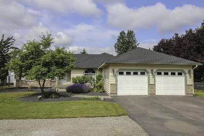Coeur D'alene, Dalton Gardens Single Family Home For Sale: 7255 N 4th St