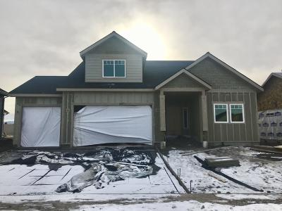 Post Falls Single Family Home For Sale: 2895 N Bygone Way