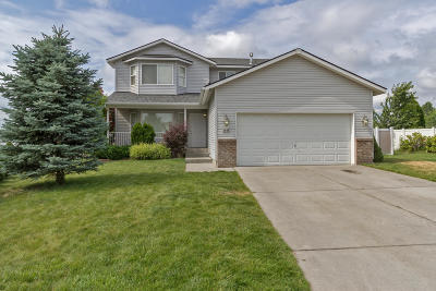 Coeur D'alene Single Family Home For Sale: 1448 W Coral Dr