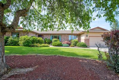 Post Falls Single Family Home For Sale: 1705 N Glasgow Dr