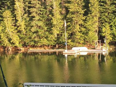 Priest Lake, Priest River Single Family Home For Sale: 1781 W Prl Shr