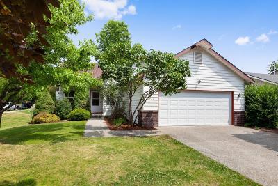 Coeur D'alene Single Family Home For Sale: 2071 W Hampson Ave