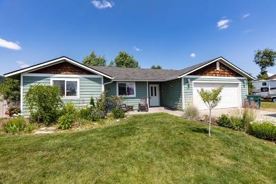 Rathdrum Single Family Home For Sale: 8641 W California St