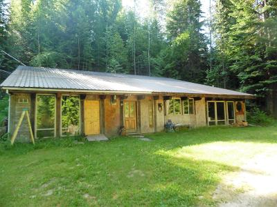 Sandpoint Single Family Home For Sale: 935 B St