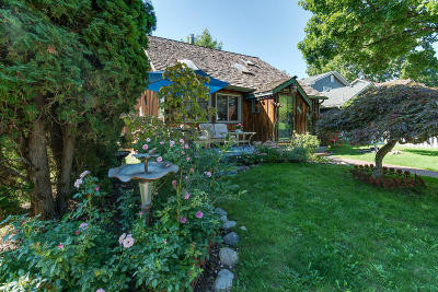 Coeur D'alene Single Family Home For Sale: 307 S 19th St