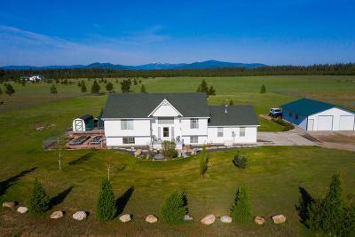 Athol Single Family Home For Sale: 2994 E Sable Ct