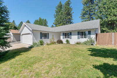 Rathdrum Single Family Home For Sale: 7293 W Lund St