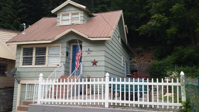 Shoshone County Single Family Home For Sale: 118 Queen St