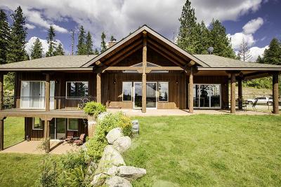 Hayden, Hayden Lake Single Family Home For Sale: 8919 E Challenge Rd