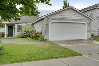 Hauser Lake, Post Falls Single Family Home For Sale: 1693 N Chehalis St