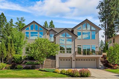 Post Falls Single Family Home For Sale: 5628 E Shoreline Dr