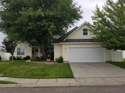 Post Falls Single Family Home For Sale: 2359 E Bremington St
