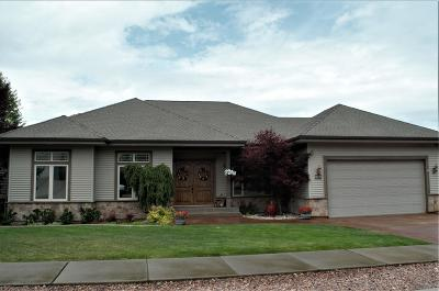 Coeur D'alene Single Family Home For Sale: 965 N Veranda Dr