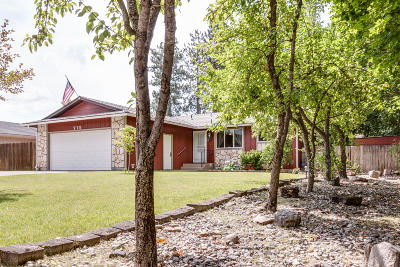 Hauser Lake, Post Falls Single Family Home For Sale: 710 E 13th Ave