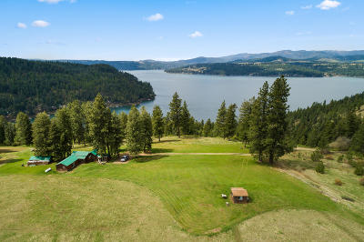 Harrison Single Family Home For Sale: 40860 S Highway 97
