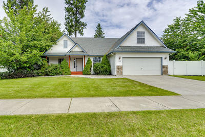 Coeur D'alene Single Family Home For Sale: 1205 W Bentwood Loop