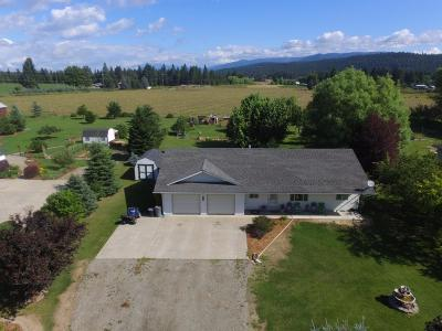 Bonners Ferry Single Family Home For Sale: 147 Echo Dr