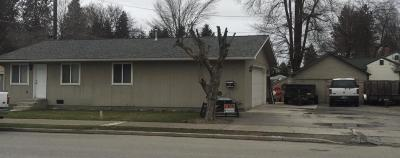 Coeur D'alene, Dalton Gardens Single Family Home For Sale: 1221 E Harrison Ave