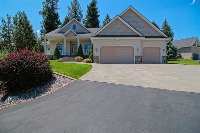 Coeur D'alene Single Family Home For Sale: 2382 E Grandview Dr