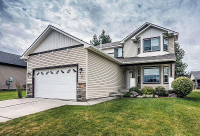 Post Falls Single Family Home For Sale: 4010 N Brookie Dr