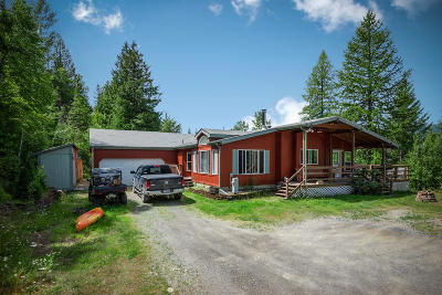 Sandpoint Single Family Home For Sale: 312 Arcadia Ln
