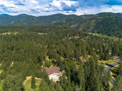 Coeur D'alene Single Family Home For Sale: 5185 E Giftedview Dr