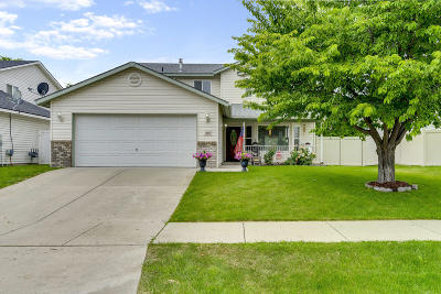 Post Falls Single Family Home For Sale: 1499 N Tanzanite St