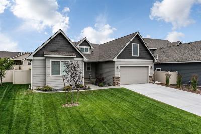 Post Falls Single Family Home For Sale: 4437 E Fennec Fox Ln